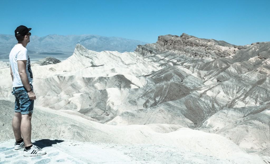 Reise-Blog Reisetipps Reiseberichte Insider Tipps - USA Death Valley