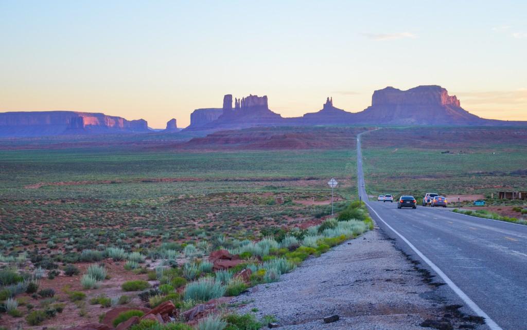 99Journeys Reise-Blog Reisetipps Reiseberichte Insider Tipps - USA Westküste Monument Valley
