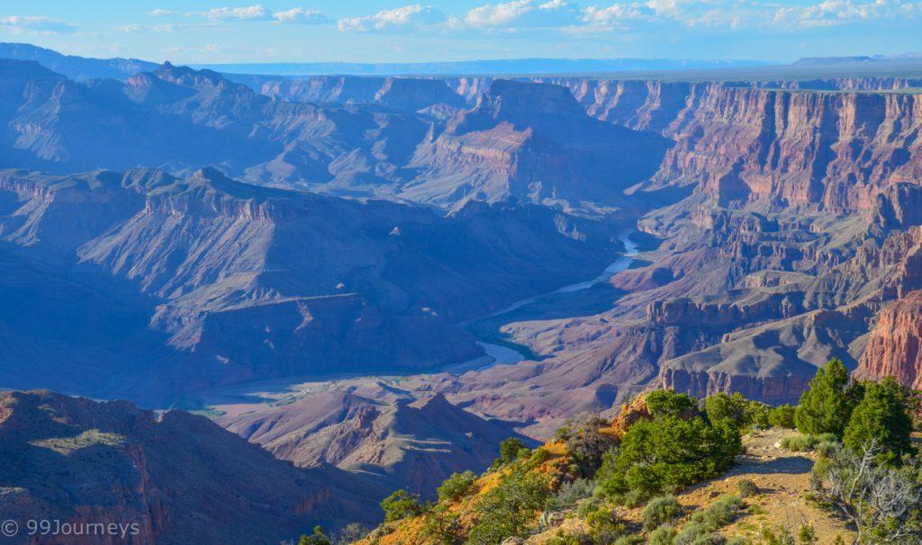 Reisetipps und Reiseberichte USA Westküste - Grand Canyon
