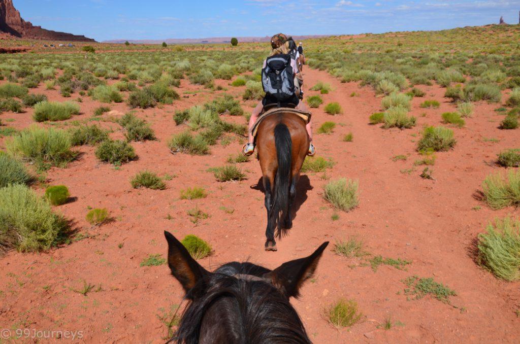 Reisetipps und Reiseberichte USA Westküste - Monument Valley