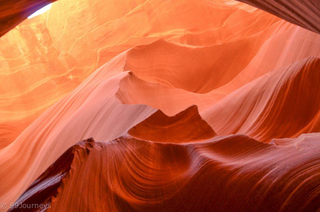 Reisetipps und Reiseberichte USA Westküste - Antelope Canyon
