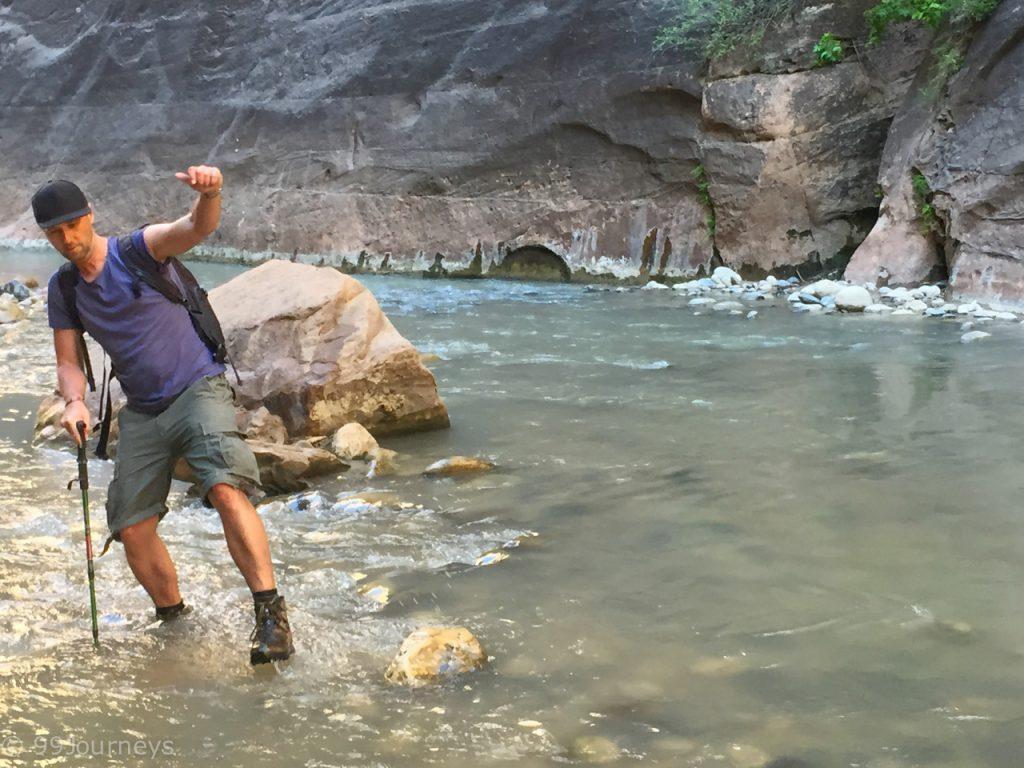 Reisetipps und Reiseberichte USA Westküste - Zion Nationalpark