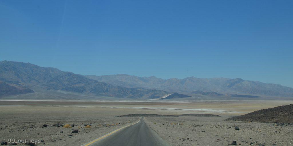 Reisetipps und Reiseberichte USA Westküste - Death Valley