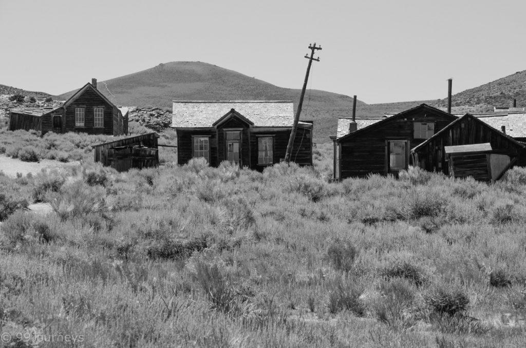 Reisetipps und Reiseberichte USA Westküste - Bodie