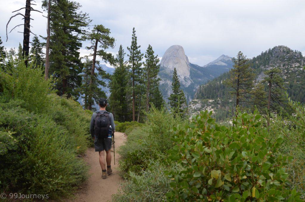 Reisetipps und Reiseberichte USA Westküste - Yosemite Nationalpark
