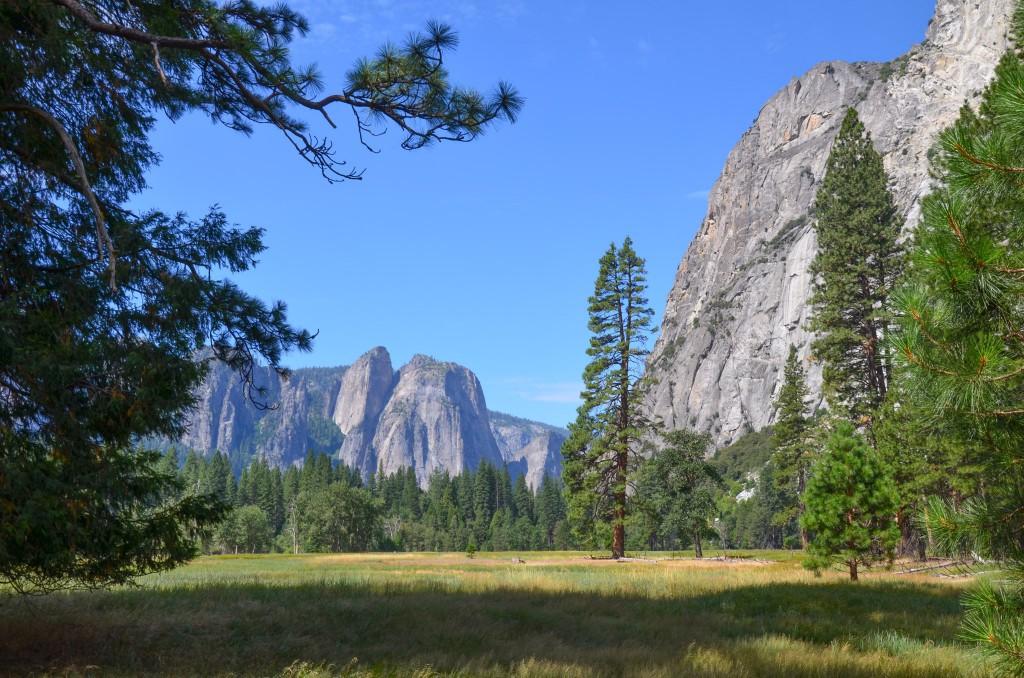 Reise-Blog Reisetipps Reiseberichte Insider Tipps - USA Yosemite Nationalpark
