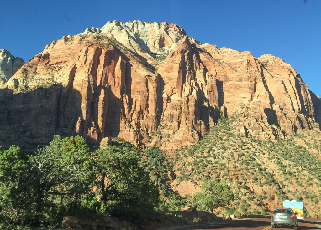 Reise-Blog Reisetipps Reiseberichte Insider Tipps - USA Zion Nationalpark