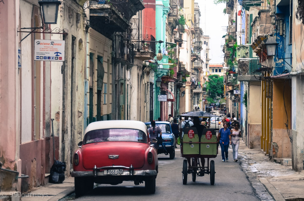 Reisetipps Reisebericht Kuba Rundreise Havanna