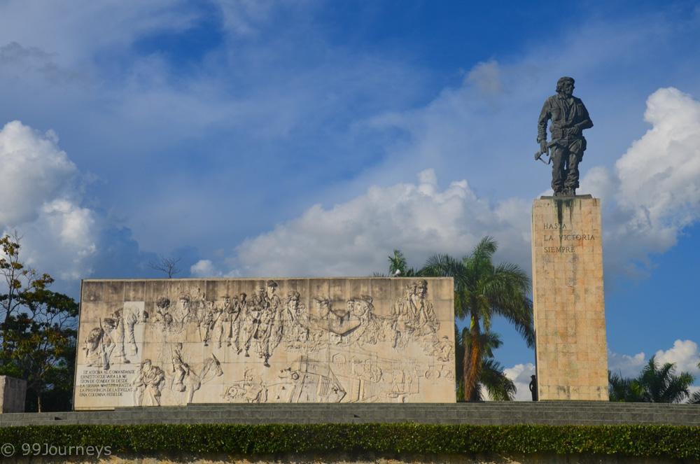 Reisetipps Reisebericht Kuba Rundreise Santa Clara
