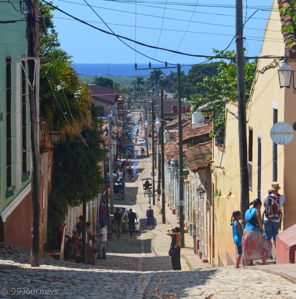 Reisetipps Reisebericht Kuba Rundreise Trinidad