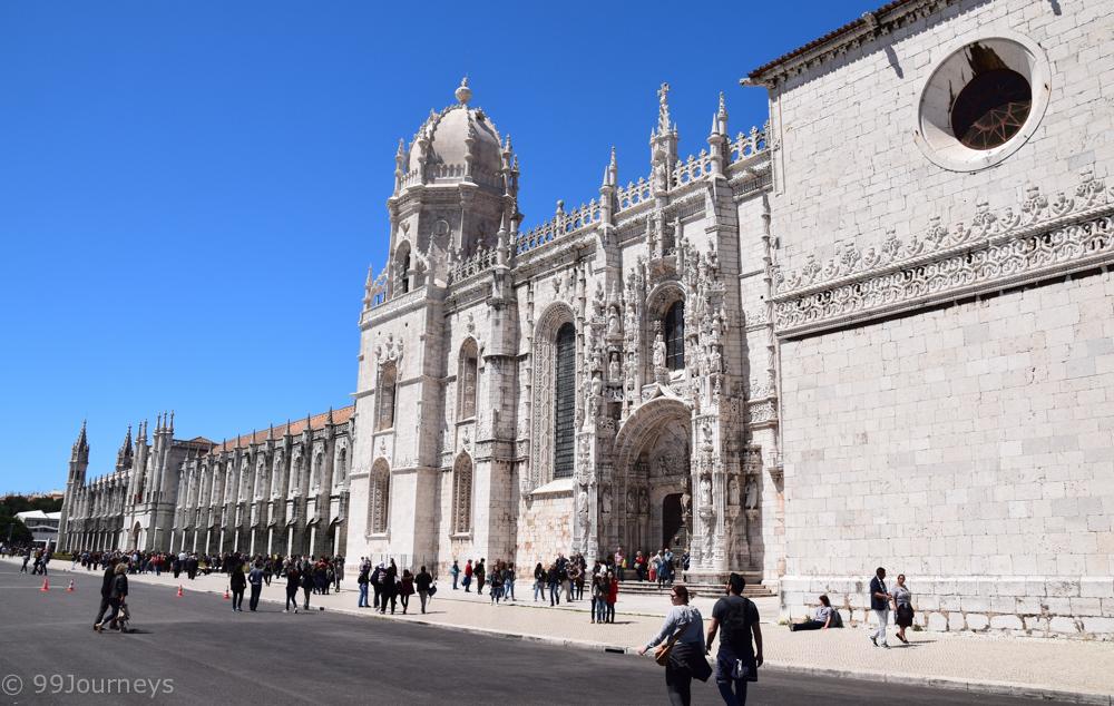 Reisetipps Portugal Lissabon Belem