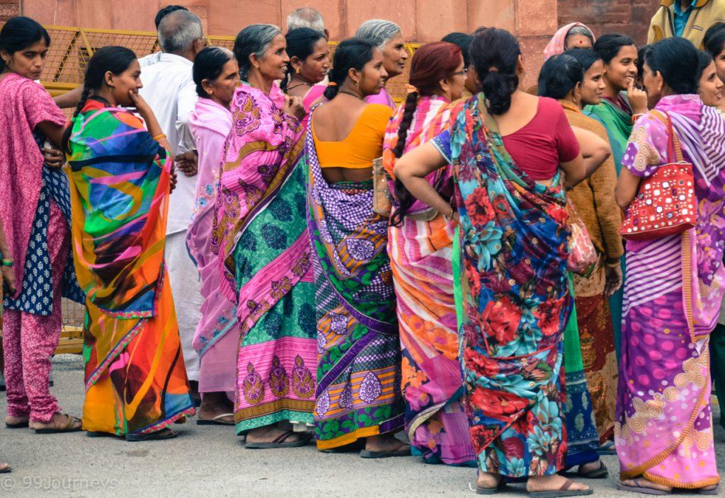 Reisetipps und Reiseberichte Indien - Rajasthan - Delhi