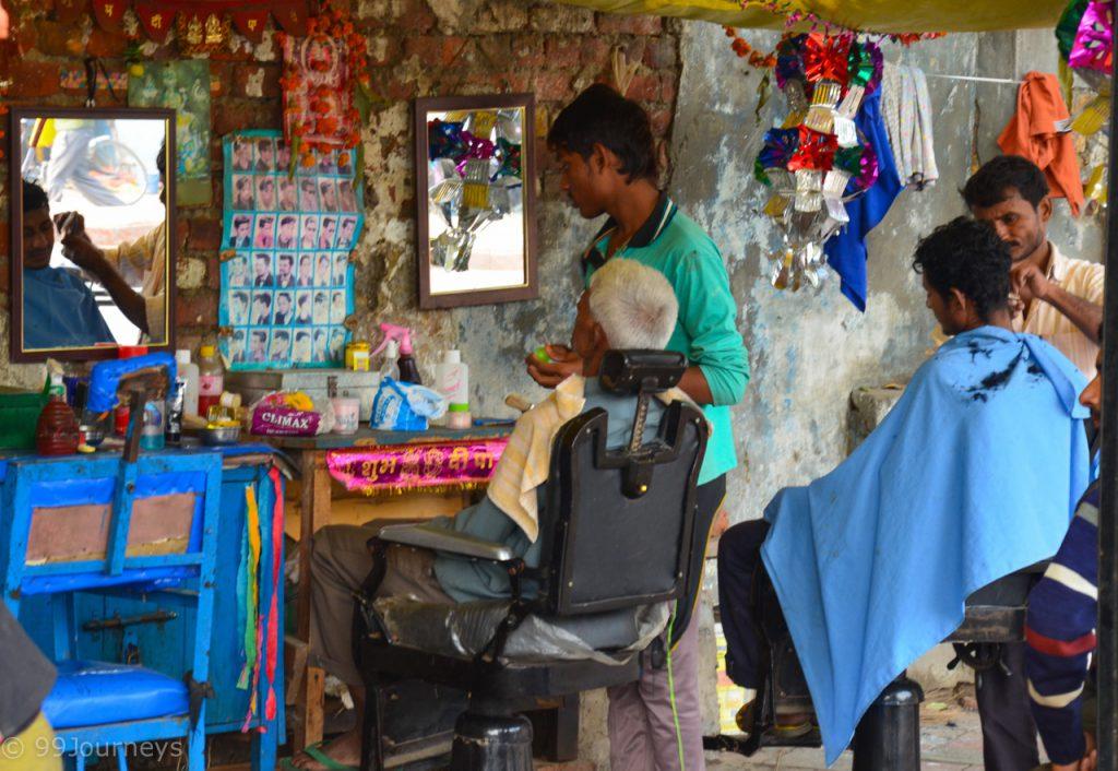 Reisetipps und Reiseberichte Indien - Rajasthan - Delhi Varanasi Agra Jaipur-3