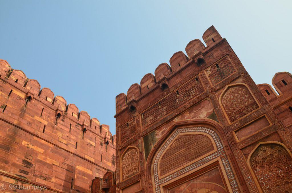 Reisetipps und Reiseberichte Indien - Rajasthan - Agra