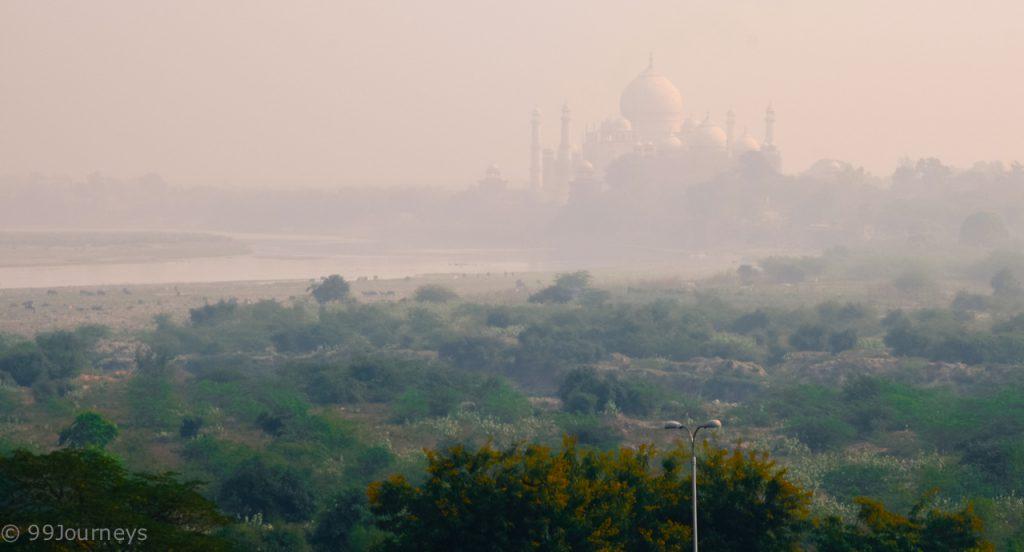 Reisetipps-und-Reiseberichte-Indien-Rajasthan-Agra-Taj Mahal