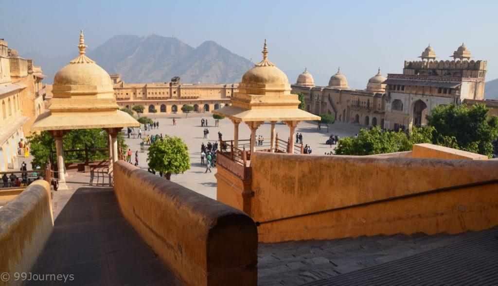 Reisetipps und Reiseberichte Indien - Rajasthan - Jaipur