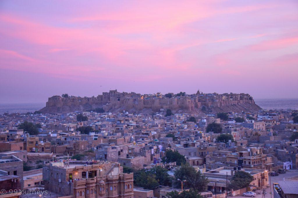 Reisetipps und Reiseberichte Indien - Rajasthan - Jaisalmer