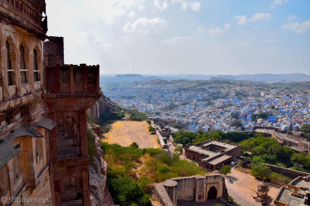 Reisetipps und Reiseberichte Indien - Rajasthan - Jodhpur