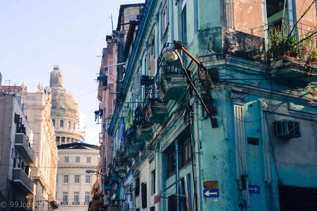 Reisetipps und Reiseberichte Kuba - Top Sehenswürdigkeiten Havanna Kuba