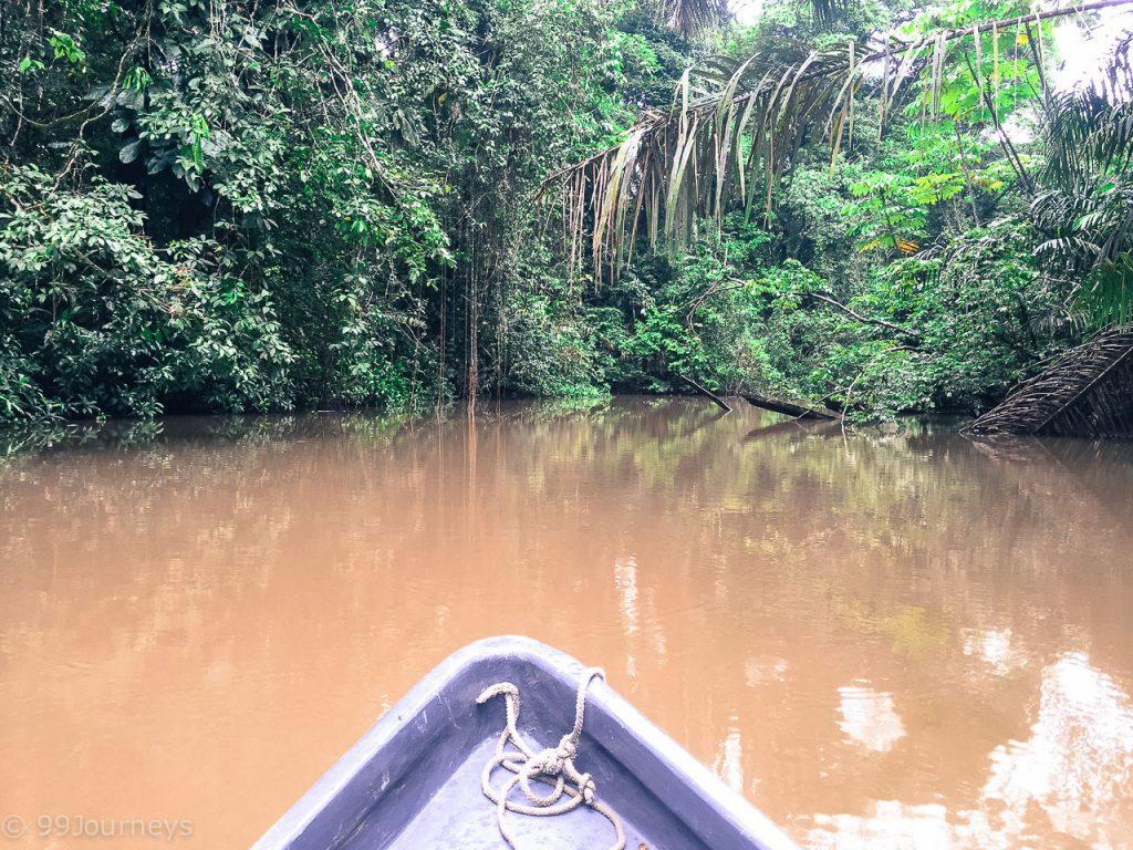 Costa Rica Rundreise Blog Tortuguero